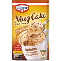 Mug Cake de vainilla copos de choco DR. OETKER, sobre 65 g