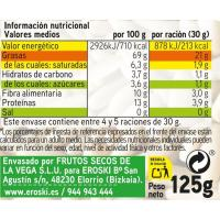 Piñón crudo EROSKI, tarrina 125 g