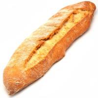 Pan rústico reducido en sal, 250 g