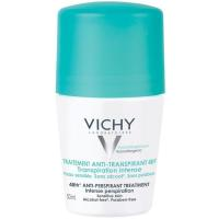 Desodorante bola antitranspirante VICHY, roll on 50 ml
