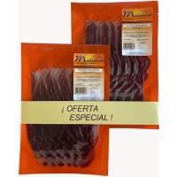 Paleta ibérica MATORRAL, pack 2x125 g