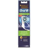 Recambio Cross Action ORAL-B, pack 2 unid.