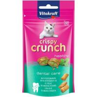 Crispy Crunch Dental para gato VITAKRAFT, paquete 60 g