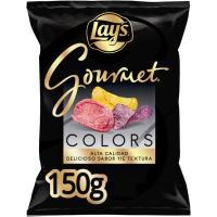 Patatas LAY`S Gourmet Colors, bolsa 150 g