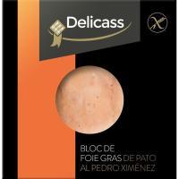 Bloc de foie de pato DELICASS, blister 40 g