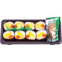 Maki salmón mango y aguacate SUSHITAKE, bandeja 200 g