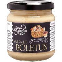 Salsa boletus SALSAS ASTURIANAS, frasco 190 g