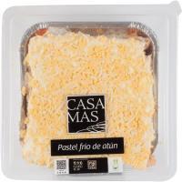 Pastel frío de atún CASA MAS, bandeja 260 g
