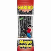 Mega torcidas regaliz HARIBO, bolsa 200 g