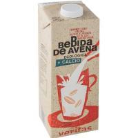 Bebida de avena con calcio VERITAS, brik 1 litro
