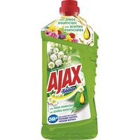 Limpiador multisuperficies flores AJAX, botella 1 litro