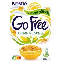 Corn Flakes sin gluten NESTLÉ Go Free, caja 375 g