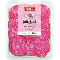 Delizias de salchichón extra NOEL, bandeja 100 g