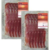 Paleta de cerdo blanco MATORRAL, pack 2x150 g