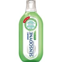 Enjuague bucal menta verde SENSODYNE, botella 500 ml