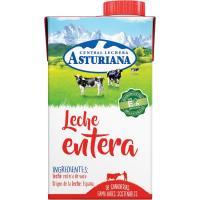 Leche entera ASTURIANA, brik 50 cl