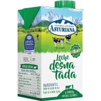 Leche desnatada ASTURIANA, brik 50 cl