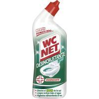 Gel desincrustante WC NET, botella 800 ml