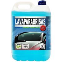 Lavaparabrisas antimosquitos aroma manzana UNYCOX, 5l