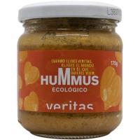 Hummus ecológico VERITAS, tarro 175 g