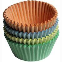 Molde de cupcakes de colores SIL, pack 30 unid.