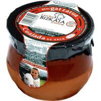 Cuajada de vaca BIZKAIA ESNEA, tarro de barro 140 g