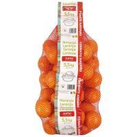 Naranja de zumo, malla 5,5 kg