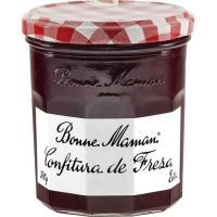 Confitura de fresa BONNE MAMAN, frasco 370 g