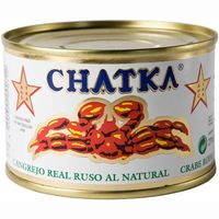 Chatka 100% carne, lata 110 g