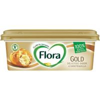 Margarina FLORA Gold, tarrina 250 g