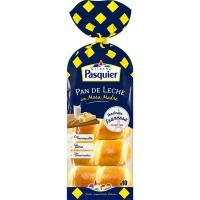 Pan de leche PASQUIER, 10 unid., paquete 350 g