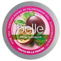 Manteca corporal fruta de la pasión belle, tarro 200 ml