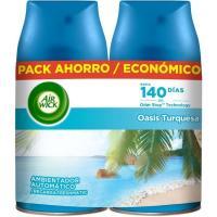 Ambientador automático freshmat oasis AIR WICK rec 2unidades