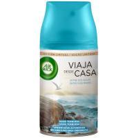 Ambientador oasis turquesa AIRWICK F., Matic, recambio 250 ml