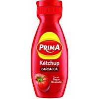 Ketchup barbacoa PRIMA, bote 325 g