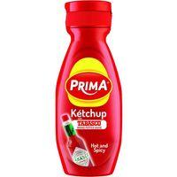 Ketchup con tabasco PRIMA, 325 g