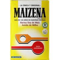 Harina de maíz MAIZENA, caja 400 g