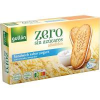Galleta sandwich sabor yogurt GULLÓN Diet Nature, caja 220 g