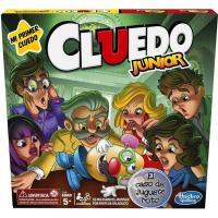 Cluedo Junior, edad rec:+5 años, HASBRO GAMING, 1 ud