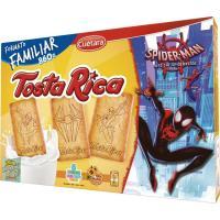 Galleta Tosta Rica CUÉTARA, caja 860 g