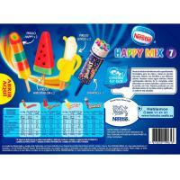 Surtido de helados Happy Mix NESTLÉ, 7 uds., caja 416 g
