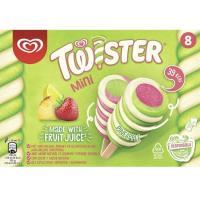 Mini Twister FRIGO, 8 uds., caja 363 g