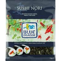 Sushi Nori BLUE DRAGON, sobre 11 g