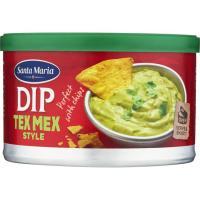 Salsa Dip gaucamole SANTA MARÍA, lata 250 g