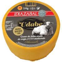 Queso Idiazabal mini UDABE, pieza aprox. 1 kg