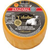 Queso Idiazabal ahumado mini UDABE, pieza aprox. 1 kg