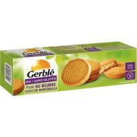 Galleta con mantequilla sin gluten GERBLÉ, caja 175 g
