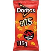 Nachos de maíz frito sabor a barbacoa DORITOS Bits, bolsa 115 g