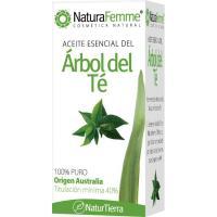 Aceite del Árbol del Té NATURAFEMME, bote 30 ml