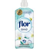 Suavizante concentrado nenuco FLOR, botella 72 dosis